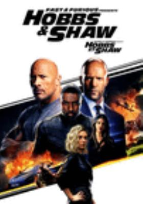 Fast & furious presents Hobbs & Shaw image cover