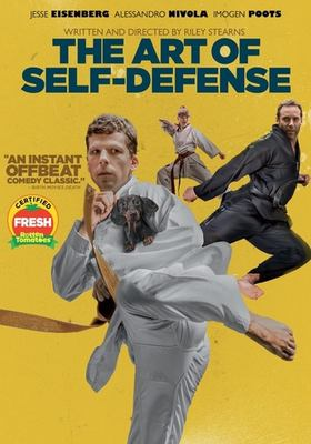 The Art of Self-Defense image cover