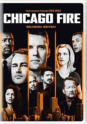 Chicago Fire. Season Seven image cover