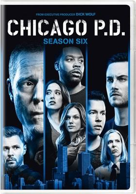 Chicago P.D. Season six image cover