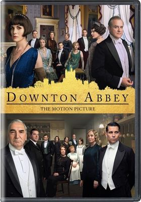 Downton Abbey the motion picture image cover