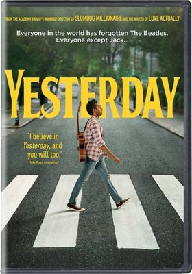 Yesterday image cover