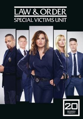 Law & order, Special Victims Unit. Season 20 image cover