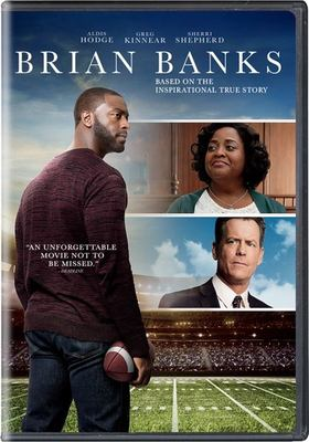 Brian Banks image cover