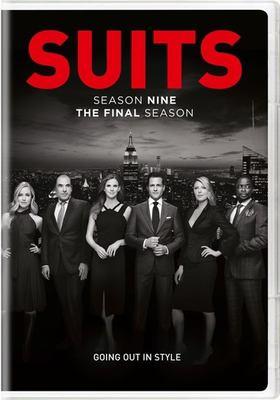 Suits. Season Nine, The Final Season image cover