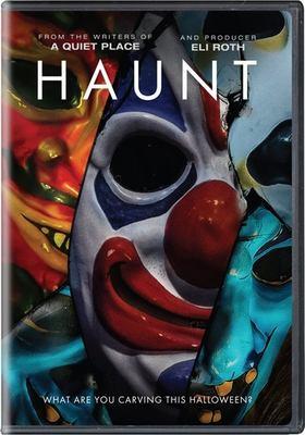 Haunt image cover
