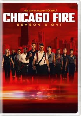Chicago Fire. Season Eight image cover