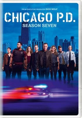 Chicago P.D. Season Seven image cover