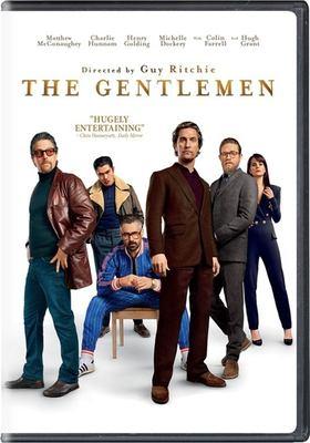 The gentlemen image cover
