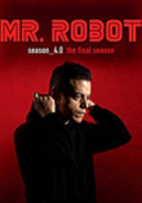 Mr. Robot. Season_4.0, the final season image cover