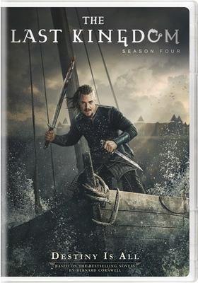 The Last Kingdom. Season Four image cover