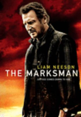 The Marksman image cover