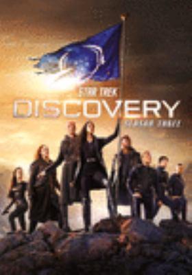 Star trek: Discovery. Season three image cover
