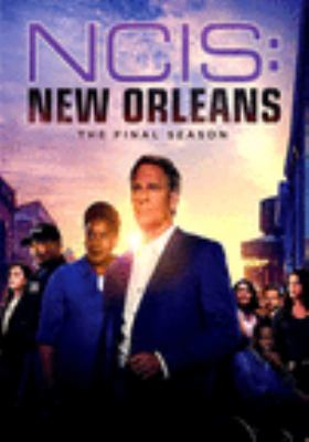 NCIS, New Orleans. The final season image cover