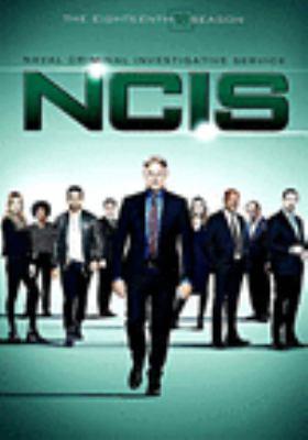 NCIS, Naval Criminal Investigative Service. The eighteenth season image cover