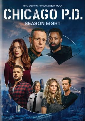 Chicago P.D. Season eight image cover