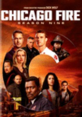 Chicago fire. Season nine image cover