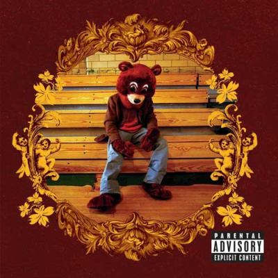 2004: The College Dropout cover
