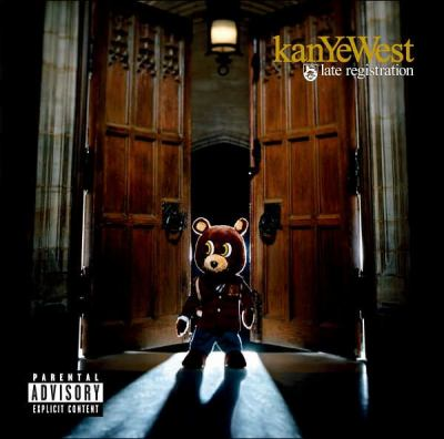 2005: Late Registration cover