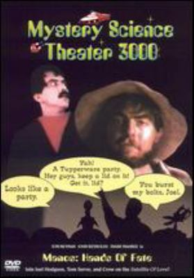 Manos: Hands of Fate (Mystery Science Theater 3000) image cover