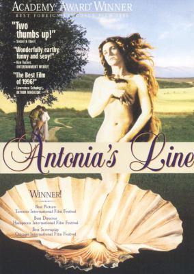 1995:  Antonia image cover