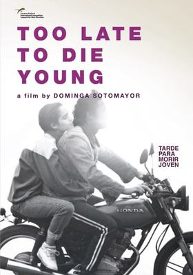 Too late to die young image cover