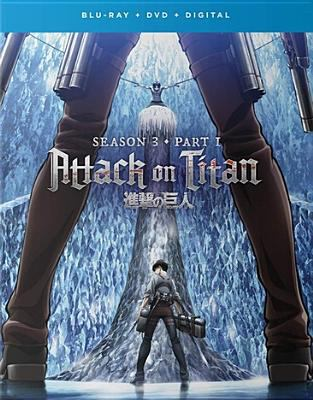 Attack on Titan. Season Three, Part One image cover