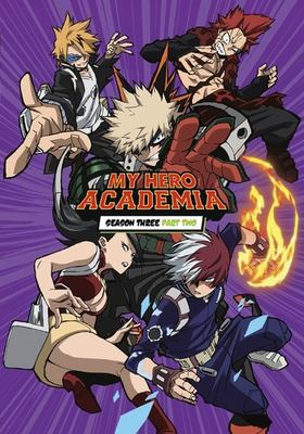 My Hero Academia. Season Three, Part Two image cover