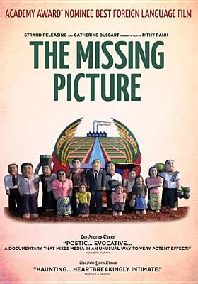The Missing Picture image cover