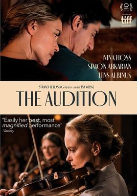 The Audition image cover