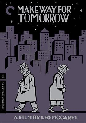 Make way for tomorrow image cover