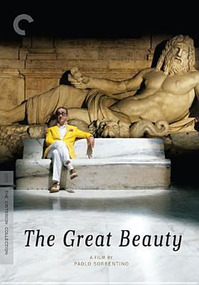 2013:  The Great Beauty image cover