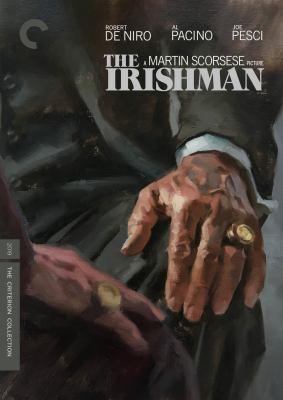 The Irishman image cover