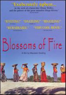 Blossoms of Fire image cover