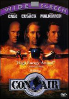 Con Air image cover