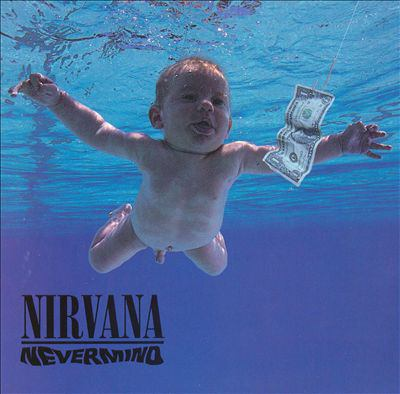 1991: Nevermind cover