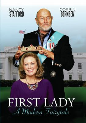 First lady: A Modern Fairy Tale image cover