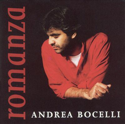 Romanza  cover