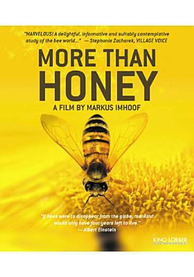 More Than Honey image cover