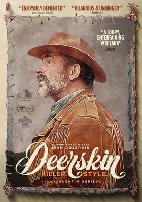 Deerskin image cover