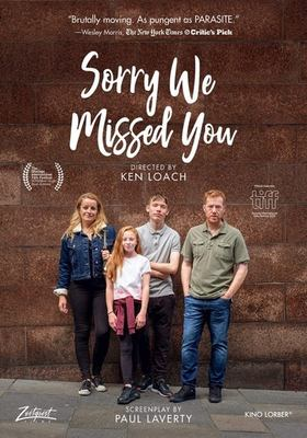 Sorry We Missed You image cover