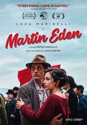 Martin Eden image cover