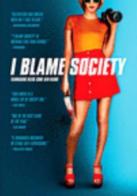 I Blame Society image cover