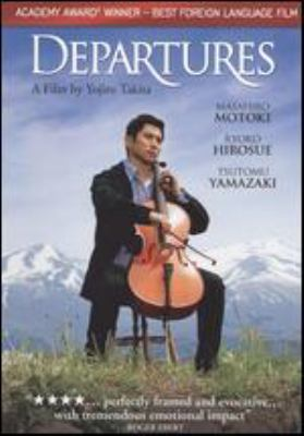2008:  Departures image cover