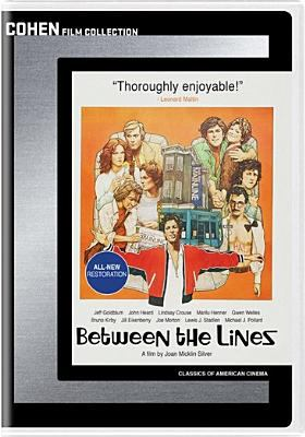 Between The Lines image cover