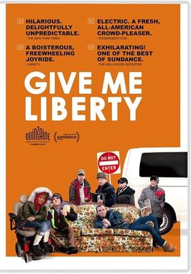 Give Me Liberty image cover