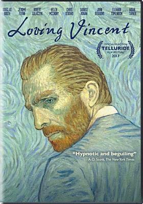 Loving Vincent image cover