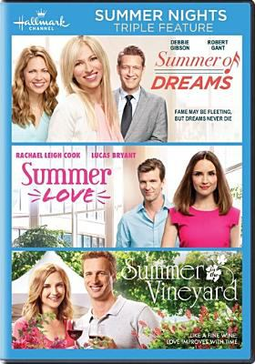 Summer Nights Triple Feature image cover