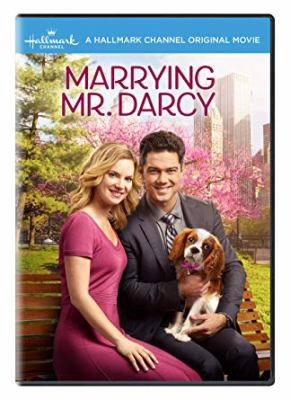 Marrying Mr. Darcy image cover