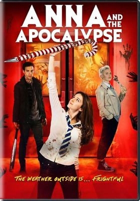 Anna and the Apocalypse image cover